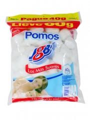 ALGODON JGB POMOS *60 GR