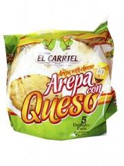 AREPA EL CARRIEL DE QUESO...