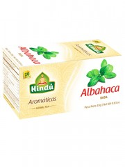 AROMATICA HINDU ALBAHACA...