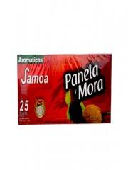 AROMATICA SAMOA MORA *25 UNDS