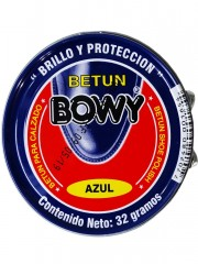 BETUN BOWY AZUL *32 GR