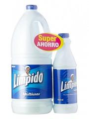 BLANQUEADOR LIMPIDO...