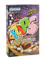 CEREAL FLIPS CHOCOLATE Y...