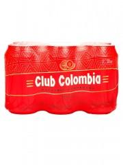 CERVEZA CLUB COLOMBIA ROJA...