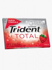 CHICLES ADAMS TRIDENT TOTAL...