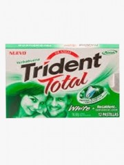 CHICLES TRIDENT TOTAL...