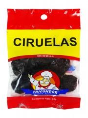 CIRUELAS TRICONDOR * 60 GR