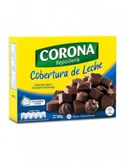 COBERTURA CORONA CHOCOLATE...