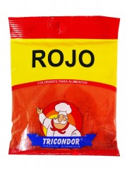 COLOR TRICONDOR ROJO *55 GR