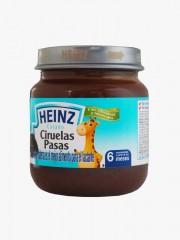 COMPOTA HEINZ CIRUELA *113 GR