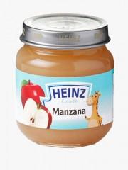 COMPOTA HEINZ MANZANA *113 GR