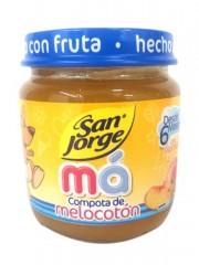 COMPOTA SAN JORGE MELOCOTON...