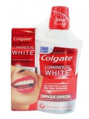 CREMA DENTAL LUMINOUS WHITE...