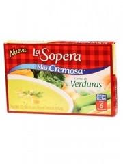 CREMA LA SOPERA VERDURAS*88GR