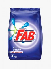 DETERGENTE FAB FLORAL *4 KL