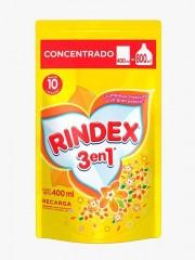 DETERGENTE LIQ RINDEX...