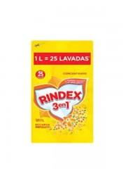 DETERGENTE LIQUIDO RINDEX 3...