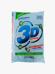 DETERGENTE 3D *1000 GR