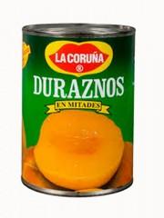 DURAZNOS LA CORUÑA * 820 GR