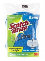 ESPONJA SCOTCH BRITE CERO...