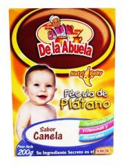 FECULA DE LA ABUELA CANELA...