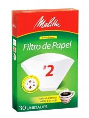 FILTRO DE PAPEL MELITA N° 2...