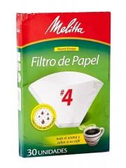FILTRO DE PAPEL MELITA N° 4...