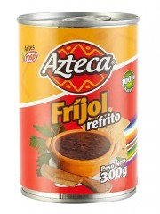 FRIJOL REFRITO AZTECA * 300 GR