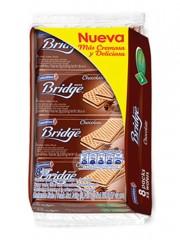 GALLETAS BRIDGE CHOCOLATE *...