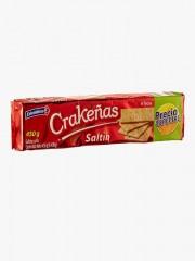 GALLETAS CRAKEÑAS SALTIN*6...