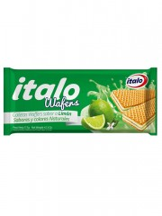 GALLETAS ITALO WAFER LIMON...
