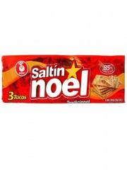 GALLETAS SALTIN NOEL *3 TACOS