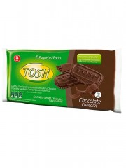 GALLETAS TOSH CHOCOLATE *...