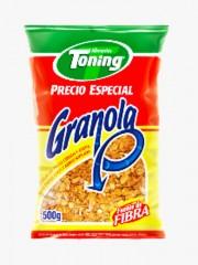 GRANOLA TONING * 500 GR