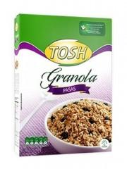 GRANOLA TOSH PASAS * 300 GR