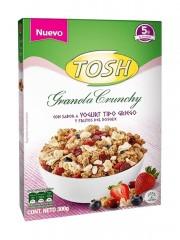GRANOLA TOSH YOGURT GRIEGO...