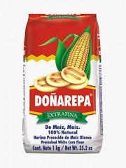 HARINA DOÑA AREPA BLANCA...