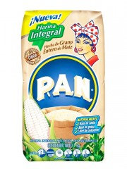 HARINA PAN INTEGRAL *1000 GR
