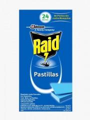 INSECTICIDA RAID PASTILLAS...