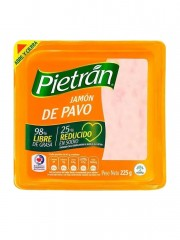 JAMON PIETRAN DE PAVO *225 GR