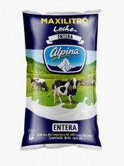 LECHE ALPINA ENTERA *1100 ML