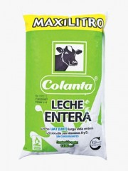 LECHE COLANTA ENTERA * 1.1 LT