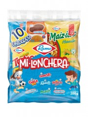 LONCHERA RAMO * 10 UND