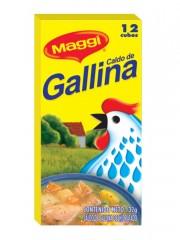 CALDO DE GALLINA MAGGI * 12...