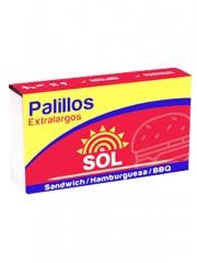 PALILLOS EL SOL EXTRALARGOS...