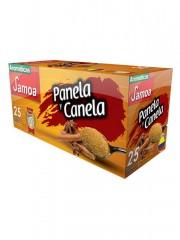 PANELA SAMOA CANELA * 25...