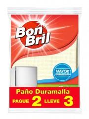 PAÑO BON BRIL DURAMALLA * 3...