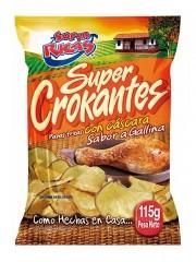 PAPAS SUPER RICAS CROCANTES...