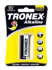 PILA TRONEX ALKALINA * 9 V