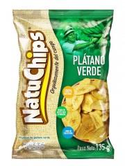 NATUCHIPS FRITO LAY PLATANO...